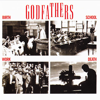 The Godfathers - front