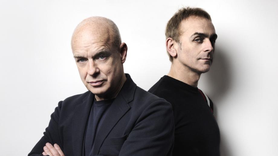 Brian Eno e Karl Hyde