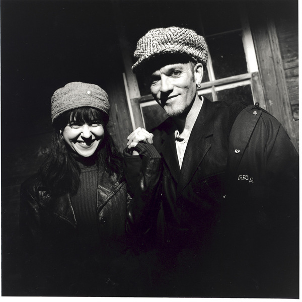 Kristin Hersh e Michael Stipe